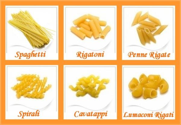 Marketing and pasta